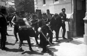 arrest of princeps
