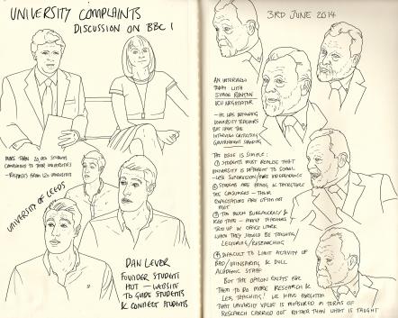 moleskin university complaints