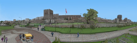 fatih walls part 2 a1b SMALLER and full size FLATs