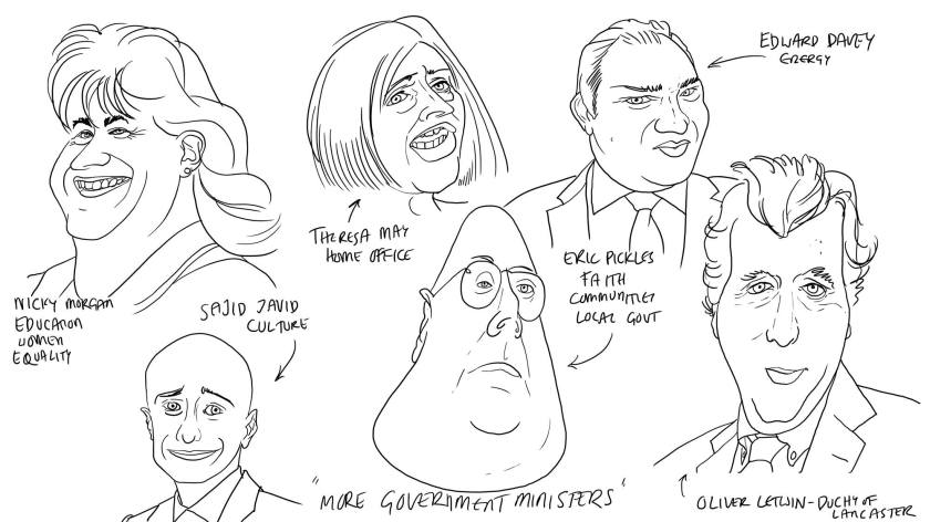 government ministers