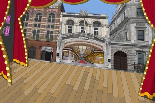 bertie theatre view 2