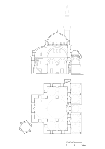 floorplan from the age of Sinan