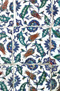 Turkish-tile-Eyup-Sultan-Mosque-Istanbul