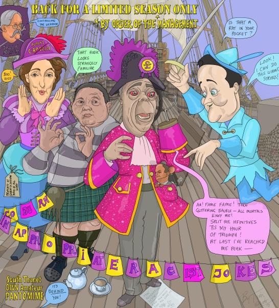 Pantomime season returns colour2