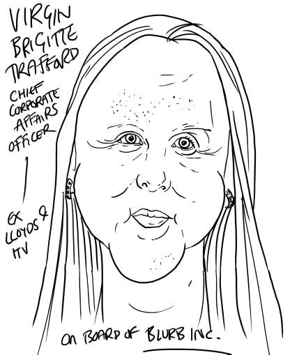 brigitte trafford