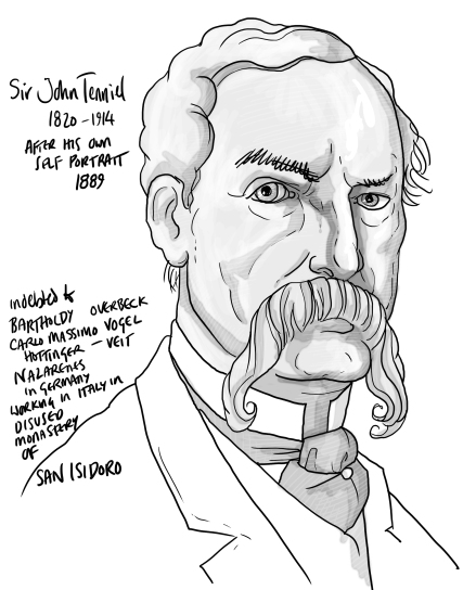 Sir John tenniel by Tim.jpg
