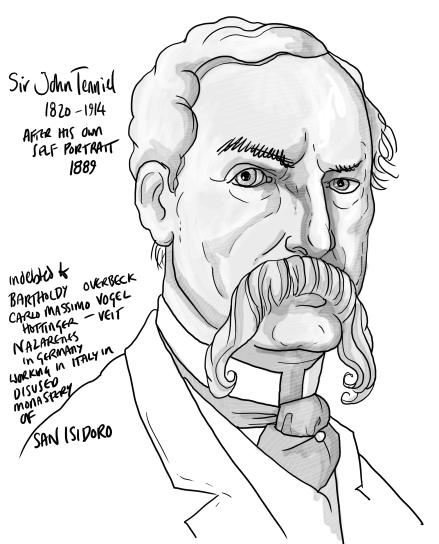 Sir John tenniel by Tim.jpg