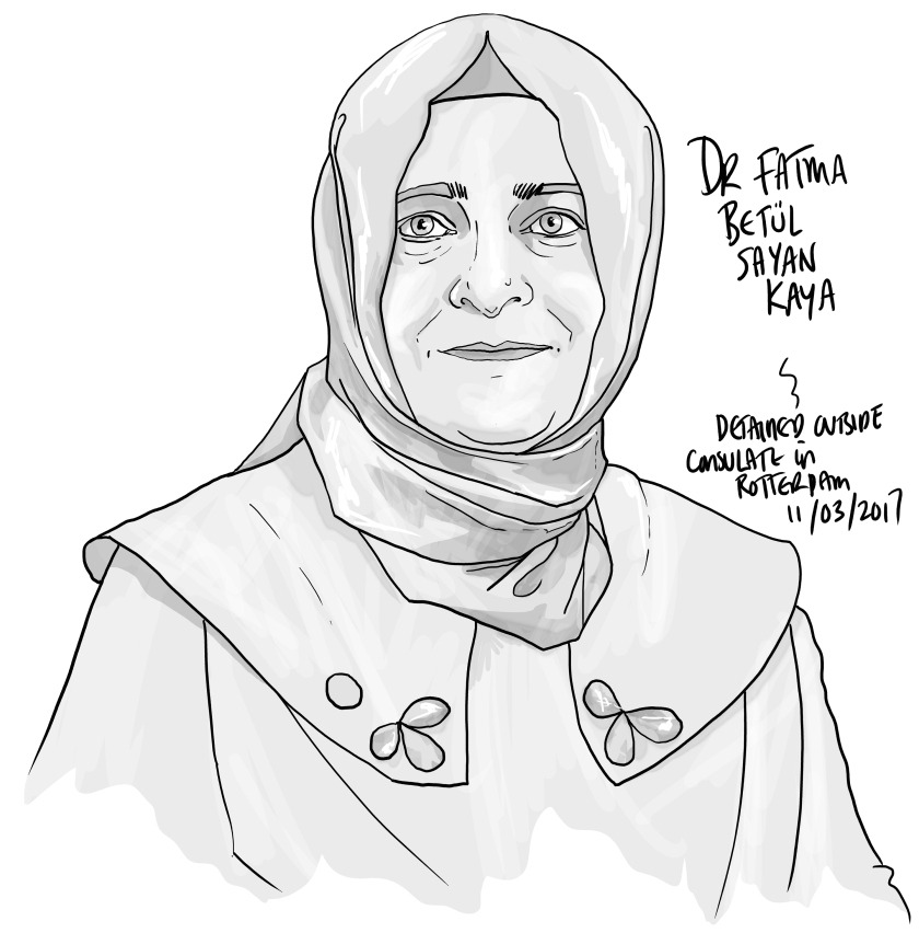 Dr Fatma BETUL Sayan Kaya by TIM