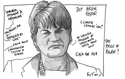 Arlene Foster by TIM