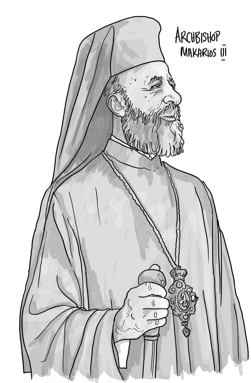 makarios of cyprus