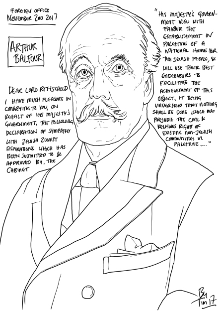 balfour declaration by TIM