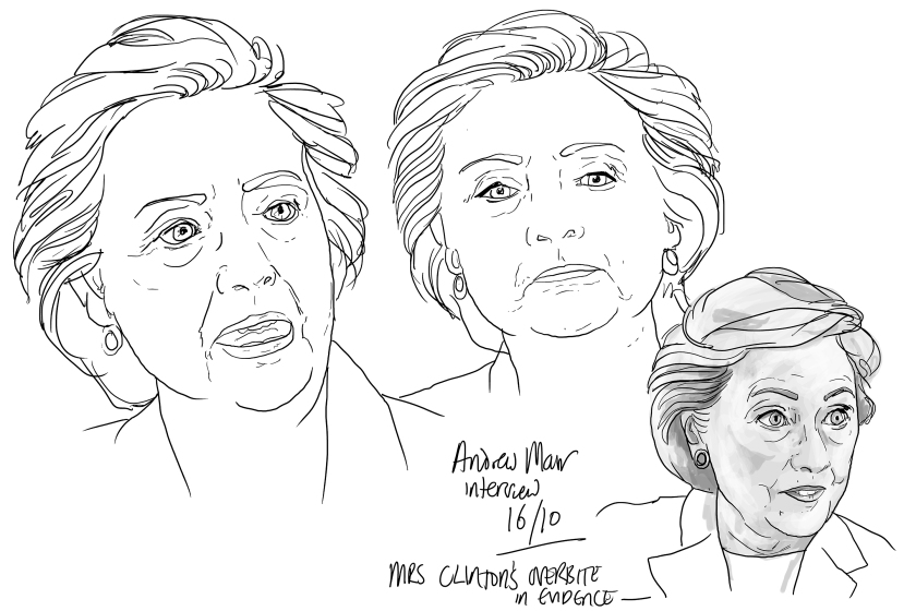 Hillary by TIM