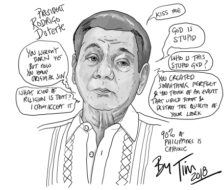 pres Rodrigo DUTERTE by TIM