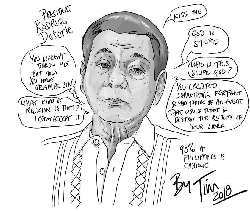 pres Rodrigo DUTERTE by TIM