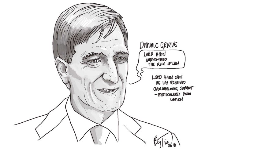 Dominic Grieve by TIM
