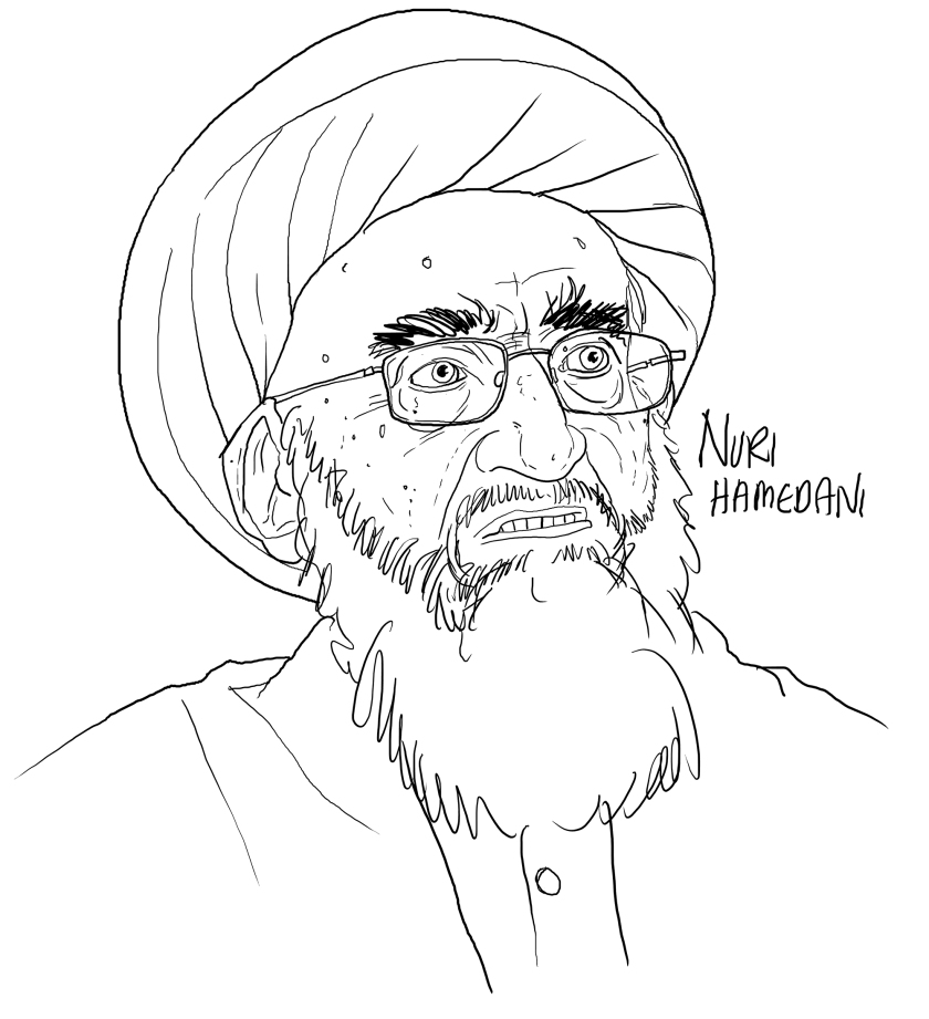 Nuri Hamedani by TIM
