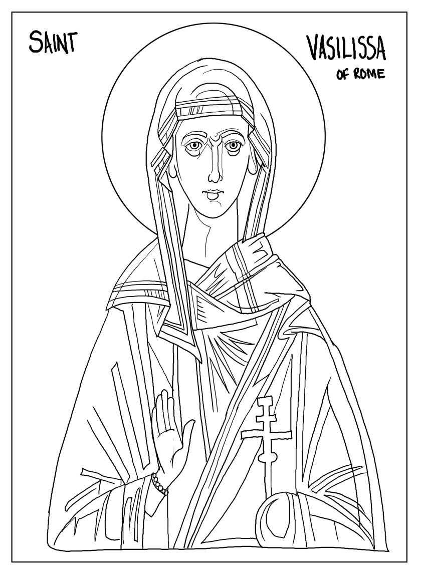 Saint Vasilissa of Rome by TIM.jpg