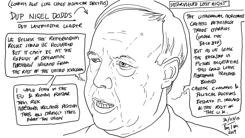 nigel dodds leader of DUP in Westminster by TIM.jpg